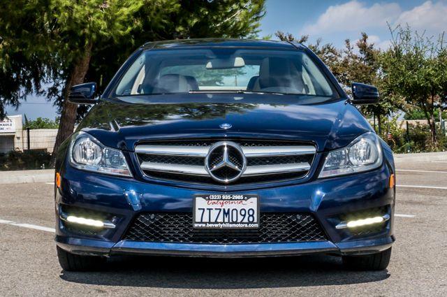 2012 Mercedes-Benz C 250  - AUTO - 51K MILES - NAVI - HTD STS Reseda, CA 2