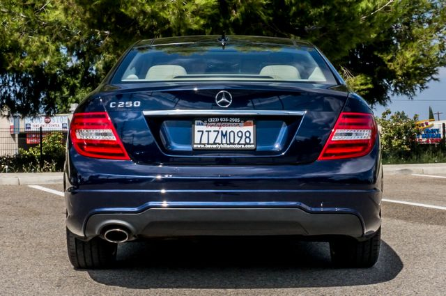 2012 Mercedes-Benz C 250  - AUTO - 51K MILES - NAVI - HTD STS Reseda, CA 7