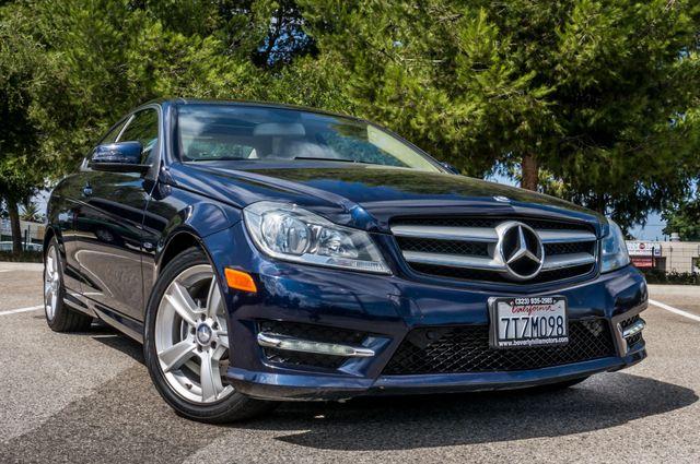 2012 Mercedes-Benz C 250  - AUTO - 51K MILES - NAVI - HTD STS Reseda, CA 45