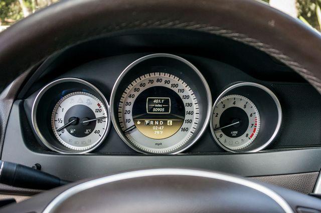 2012 Mercedes-Benz C 250  - AUTO - 51K MILES - NAVI - HTD STS Reseda, CA 13