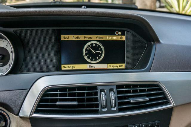 2012 Mercedes-Benz C 250  - AUTO - 51K MILES - NAVI - HTD STS Reseda, CA 25