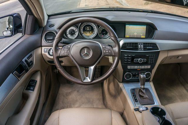 2012 Mercedes-Benz C 250  - AUTO - 51K MILES - NAVI - HTD STS Reseda, CA 17