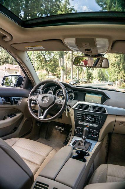 2012 Mercedes-Benz C 250  - AUTO - 51K MILES - NAVI - HTD STS Reseda, CA 36