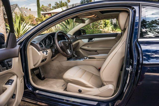 2012 Mercedes-Benz C 250  - AUTO - 51K MILES - NAVI - HTD STS Reseda, CA 12