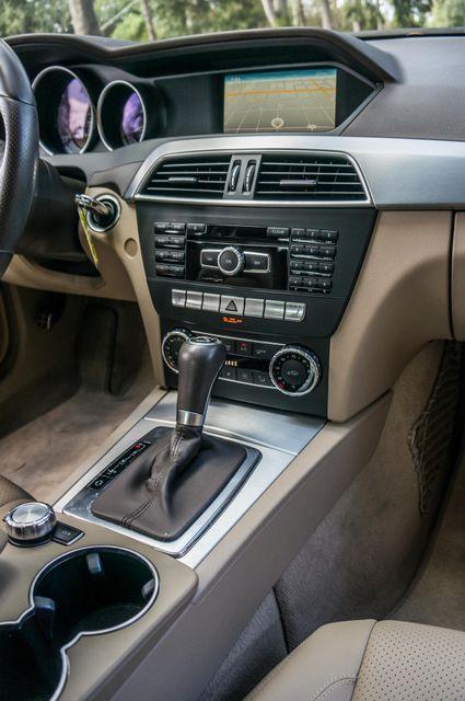 2012 Mercedes-Benz C 250  - AUTO - 51K MILES - NAVI - HTD STS Reseda, CA 20