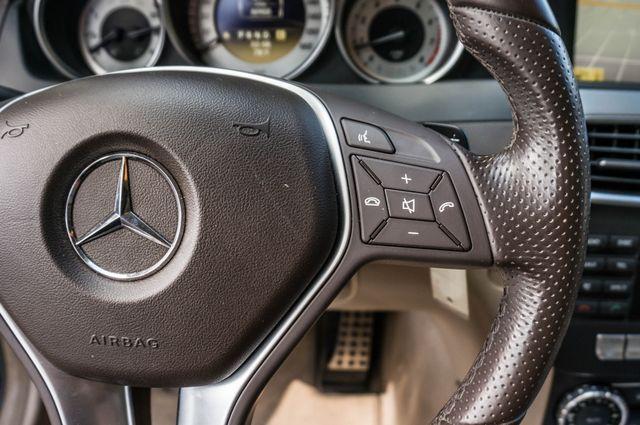 2012 Mercedes-Benz C 250  - AUTO - 51K MILES - NAVI - HTD STS Reseda, CA 19