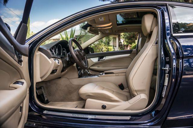 2012 Mercedes-Benz C 250  - AUTO - 51K MILES - NAVI - HTD STS Reseda, CA 35