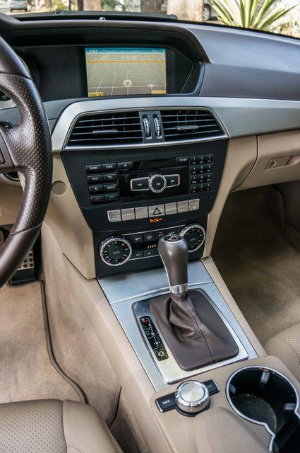2012 Mercedes-Benz C 250  - AUTO - 51K MILES - NAVI - HTD STS Reseda, CA 22