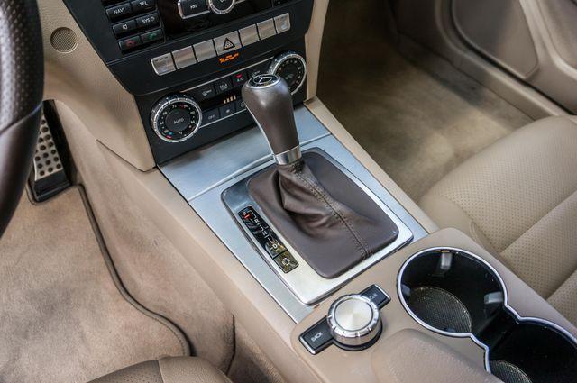 2012 Mercedes-Benz C 250  - AUTO - 51K MILES - NAVI - HTD STS Reseda, CA 28