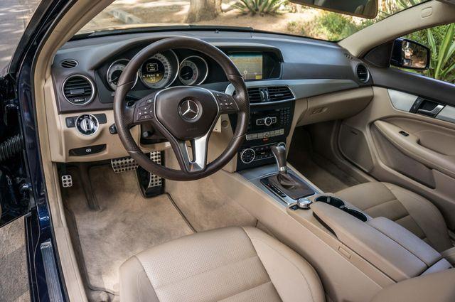 2012 Mercedes-Benz C 250  - AUTO - 51K MILES - NAVI - HTD STS Reseda, CA 15
