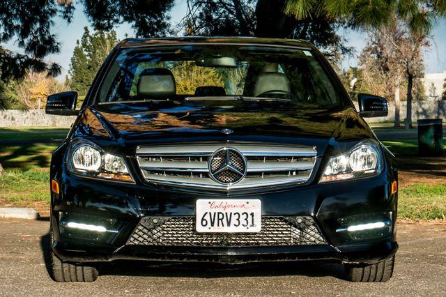 2012 Mercedes-Benz C 250 Sport Reseda, CA 2