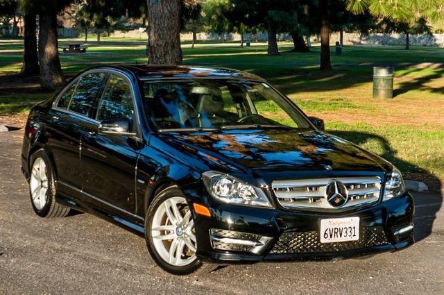 2012 Mercedes-Benz C 250 Sport Reseda, CA 43