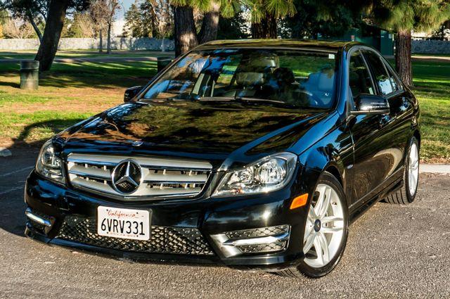 2012 Mercedes-Benz C 250 Sport Reseda, CA 40