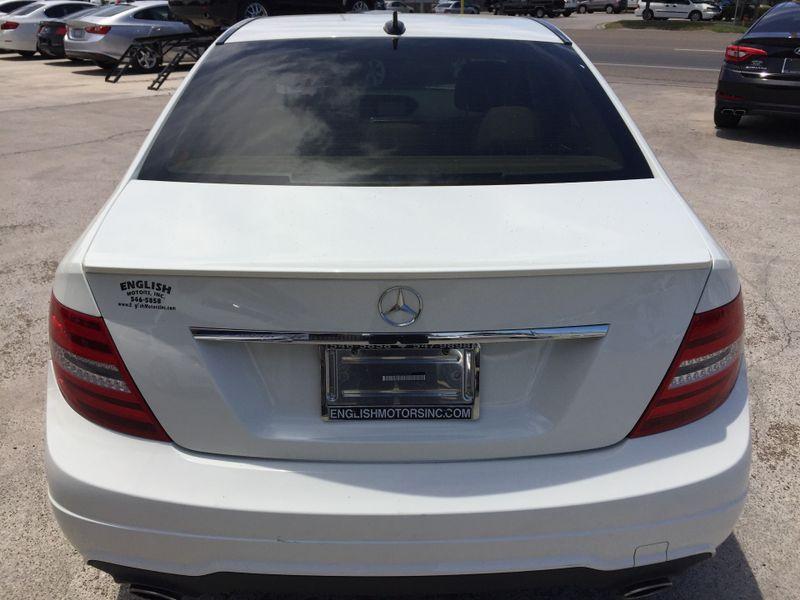 2012 Mercedes-Benz C 350 Sport  Brownsville TX  English Motors  in Brownsville, TX