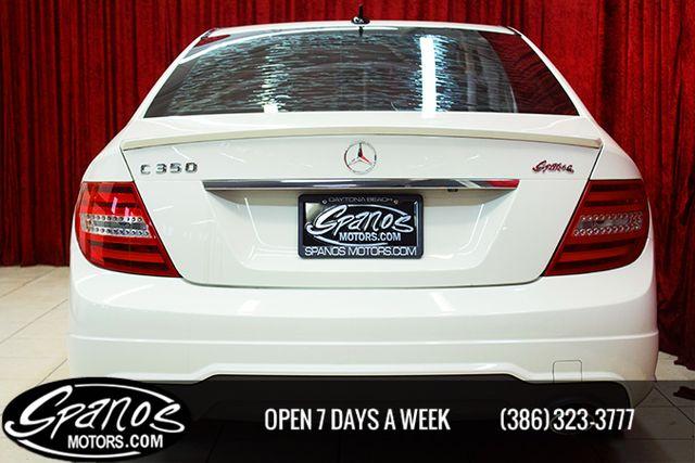 2012 Mercedes-Benz C 350 Sport Daytona Beach, FL 3