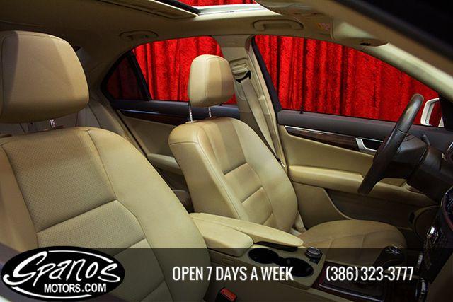 2012 Mercedes-Benz C 350 Sport Daytona Beach, FL 32