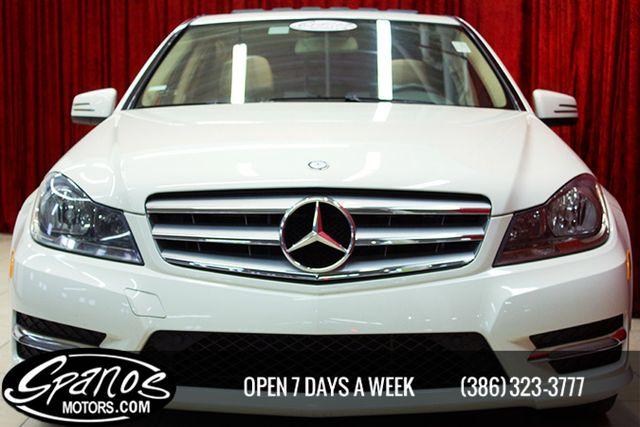 2012 Mercedes-Benz C 350 Sport Daytona Beach, FL 2