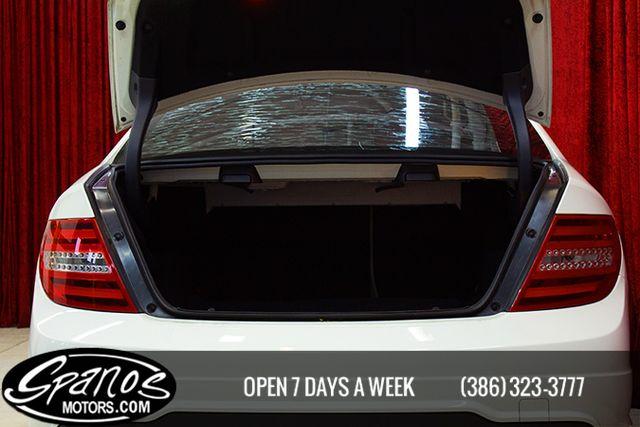2012 Mercedes-Benz C 350 Sport Daytona Beach, FL 37