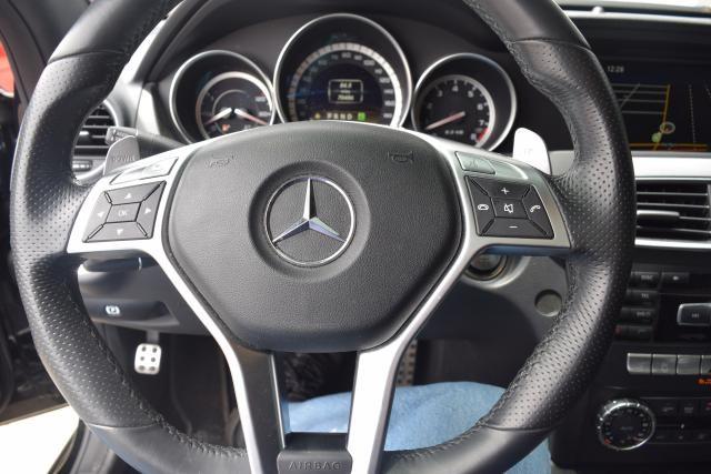 2012 Mercedes-Benz C 63 AMG Richmond Hill, New York 17