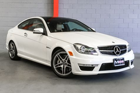 2012 Mercedes-Benz C 63 AMG in Walnut Creek