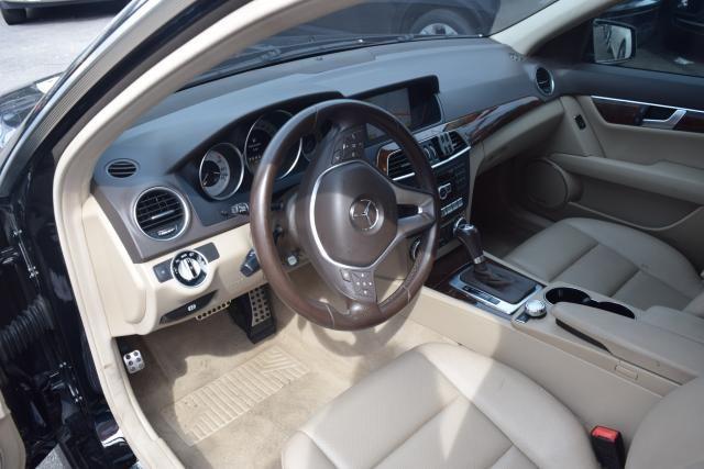 2012 Mercedes-Benz C-Class C300 Luxury Sedan Richmond Hill, New York 13