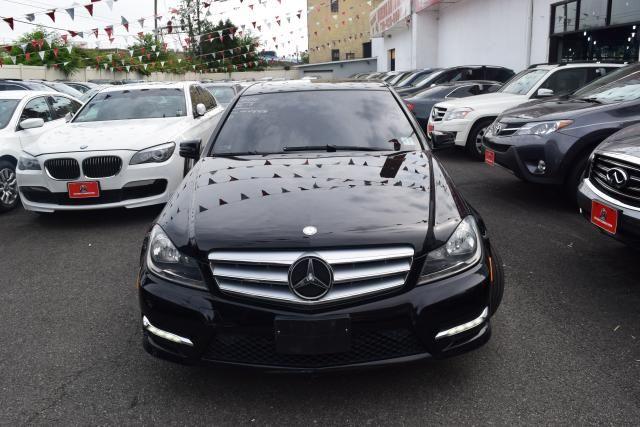 2012 Mercedes-Benz C-Class C300 Luxury Sedan Richmond Hill, New York 2