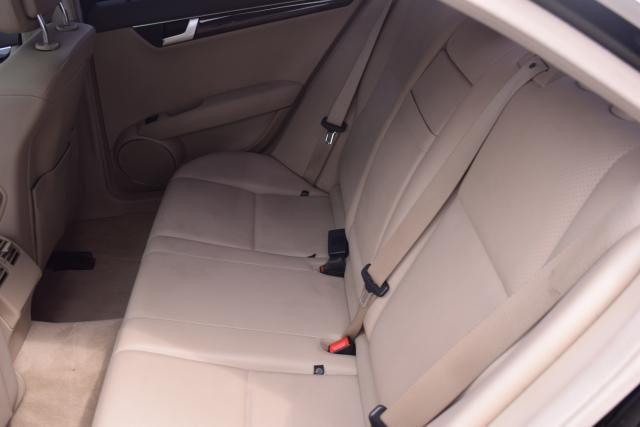 2012 Mercedes-Benz C-Class C300 Luxury Sedan Richmond Hill, New York 8