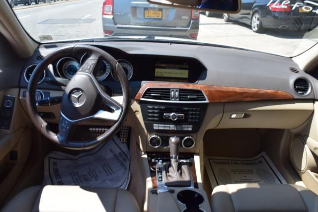 2012 Mercedes-Benz C-Class C300 Sport Sedan Richmond Hill, New York 10