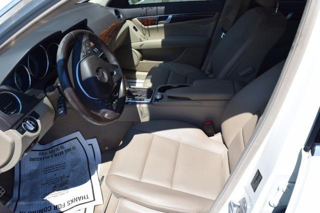 2012 Mercedes-Benz C-Class C300 Sport Sedan Richmond Hill, New York 11