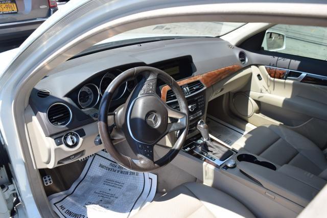 2012 Mercedes-Benz C-Class C300 Sport Sedan Richmond Hill, New York 13