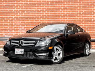 2012 Mercedes-Benz C250 Burbank, CA