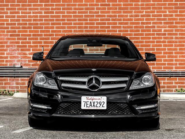 2012 Mercedes-Benz C250 Burbank, CA 1