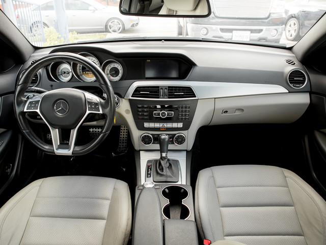 2012 Mercedes-Benz C250 Burbank, CA 18