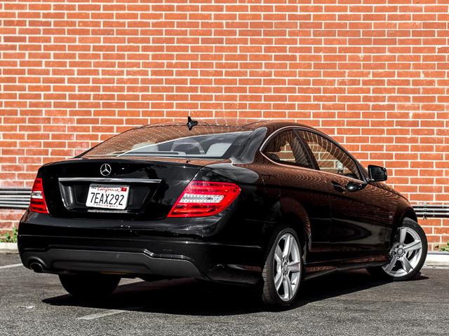 2012 Mercedes-Benz C250 Burbank, CA 4