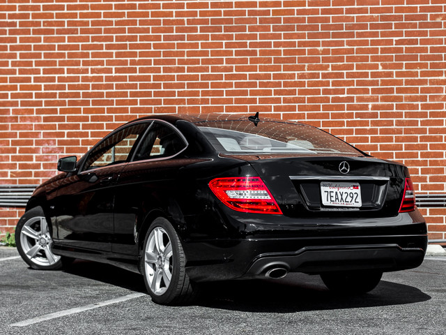 2012 Mercedes-Benz C250 Burbank, CA 6
