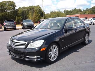 2012 Mercedes-Benz C250 in Madison, Georgia