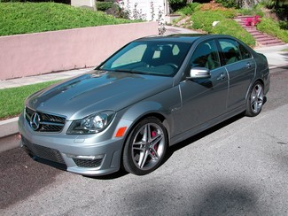 2012 Mercedes-Benz C63 in , California