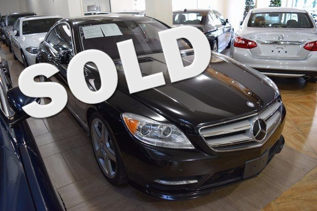2012 Mercedes-Benz CL 550 CL 550 Richmond Hill, New York 0