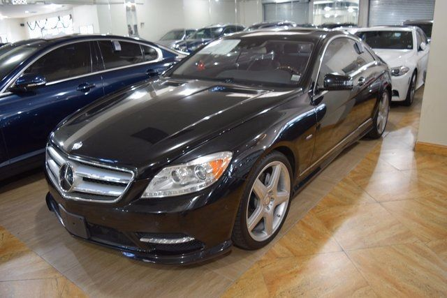 2012 Mercedes-Benz CL 550 CL 550 Richmond Hill, New York 1