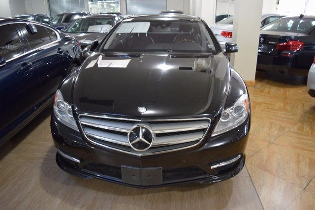 2012 Mercedes-Benz CL 550 CL 550 Richmond Hill, New York 2