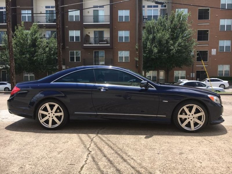 2012 Mercedes-Benz CL Class CL550  city TX  MM Enterprise Motors  in Dallas, TX