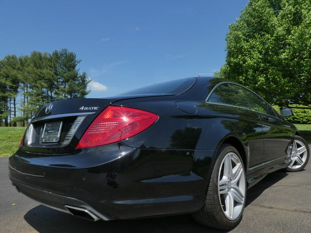 2012 Mercedes-Benz CL550 4MATIC Leesburg, Virginia 5