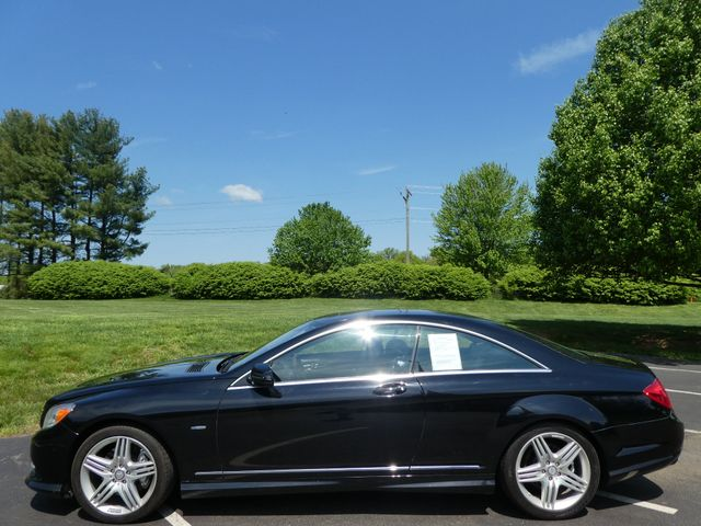 2012 Mercedes-Benz CL550 4MATIC Leesburg, Virginia 10
