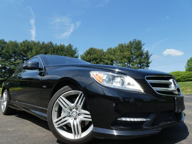 2012 Mercedes-Benz CL550 4MATIC Leesburg, Virginia 0