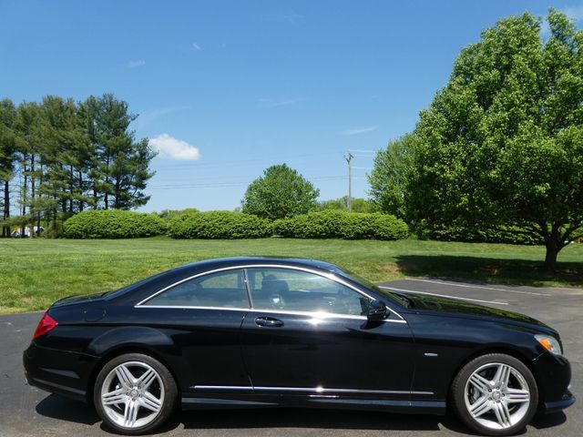 2012 Mercedes-Benz CL550 4MATIC Leesburg, Virginia 9