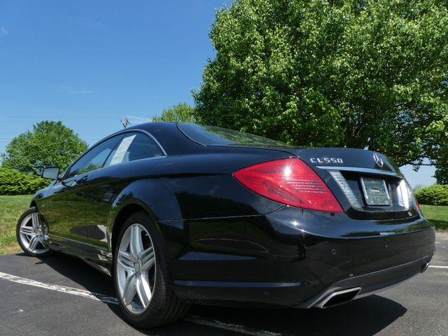 2012 Mercedes-Benz CL550 4MATIC Leesburg, Virginia 3