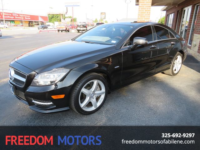 2012 Mercedes-Benz CLS 550  | Abilene, Texas | Freedom Motors  in Abilene Texas