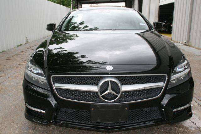 2012 Mercedes-Benz CLS 550 Houston, Texas 0