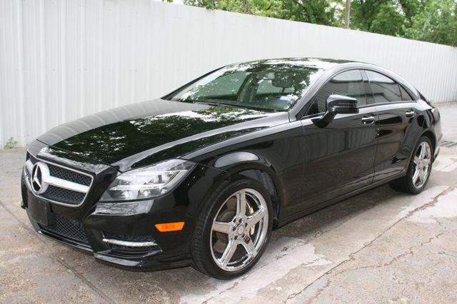 2012 Mercedes-Benz CLS 550 Houston, Texas 1