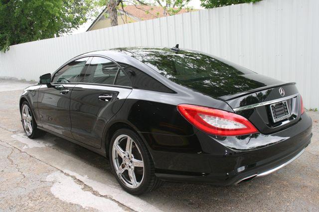 2012 Mercedes-Benz CLS 550 Houston, Texas 2